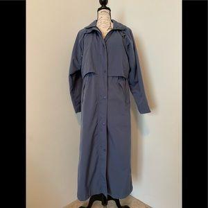 LL Bean H2off Raincoat